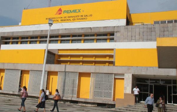 Simulan derrame de diésel en Hospital de Pemex en Madero