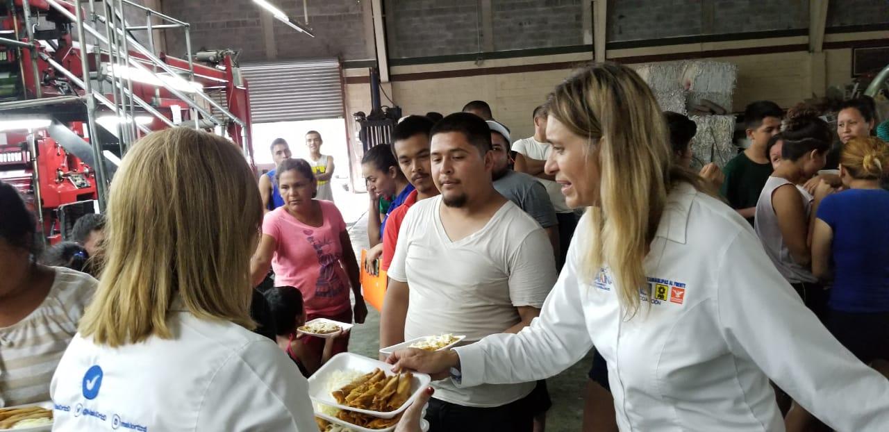 Cancela Maki Ortiz cierre de campaña para apoyar a damnificados